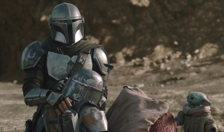 "Blog Post Featured Image - The Mandalorian Has to Slay a Dragon in Chapter 9, ""The Marshal"""