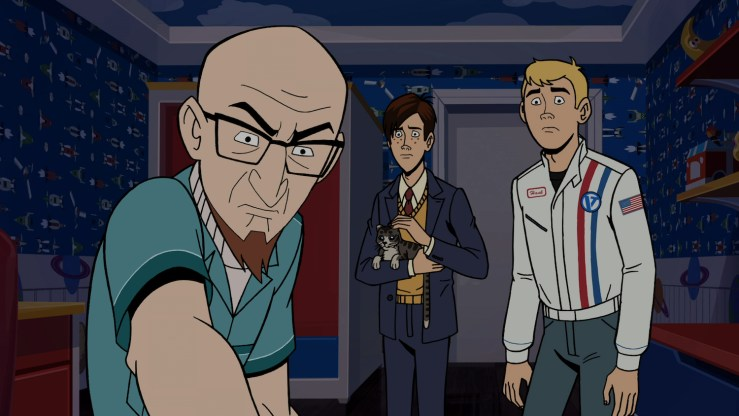 Blog Post Featured Image - Ten Scientastic Episodes of The Venture Bros.