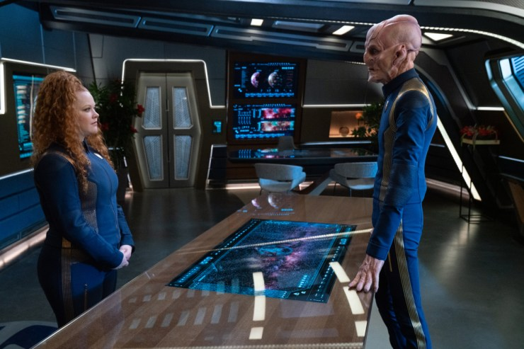 "Blog Post Featured Image - Spock's Legacy — Star Trek: Discovery's ""Unification III"""