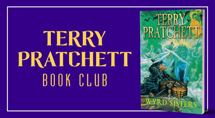 Blog Post Featured Image - Terry Pratchett Book Club: Wyrd Sisters, Part II
