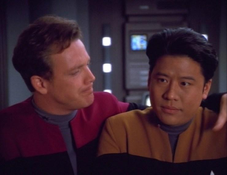 """Star Trek: Voyager """"Message in a Bottle"""""""