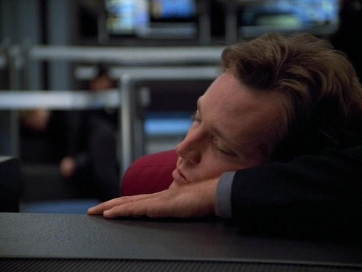 "Star Trek: Voyager ""Waking Moments"""