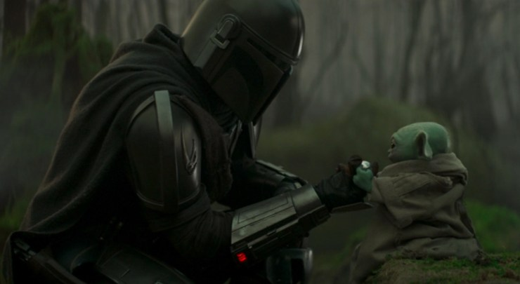 "Blog Post Featured Image - The Mandalorian Gets an Unexpected Bounty in Chapter Thirteen, ""The Jedi"""