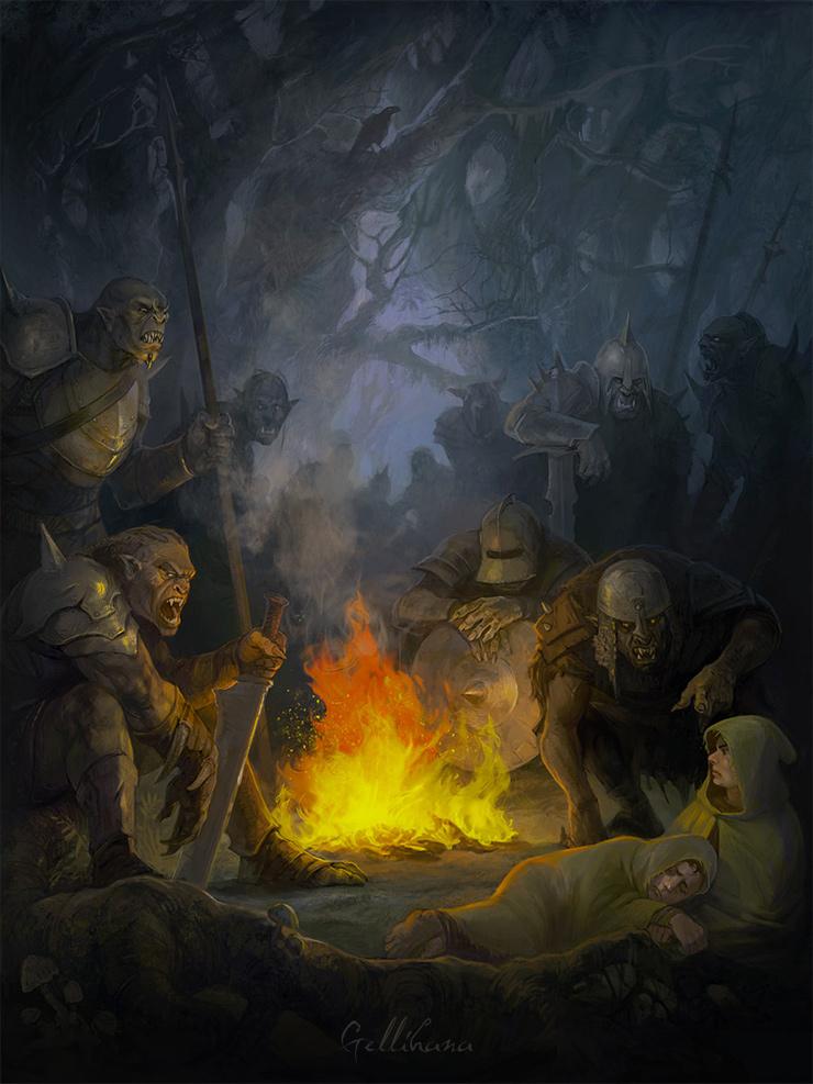 """""""Orcs"""" por Julia Alex"""