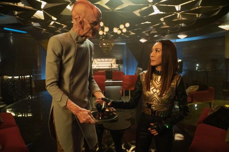 "Star Trek: Discovery ""Terra Firma, Part 2"""