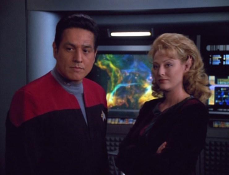 """Star Trek: Voyager """"Unforgettable"""""""