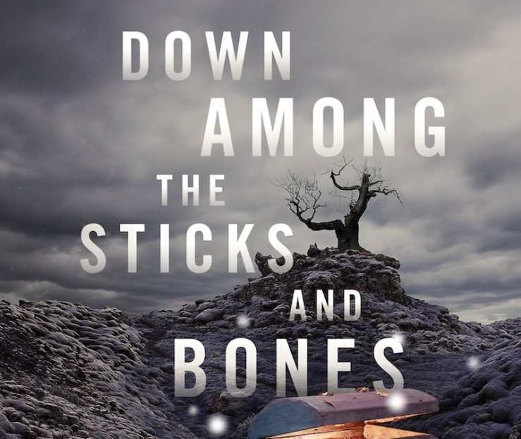 Blog Post Featured Image - Download Down Among the Sticks and Bones for Free Today, and Come Back Tomorrow For the Next Book!