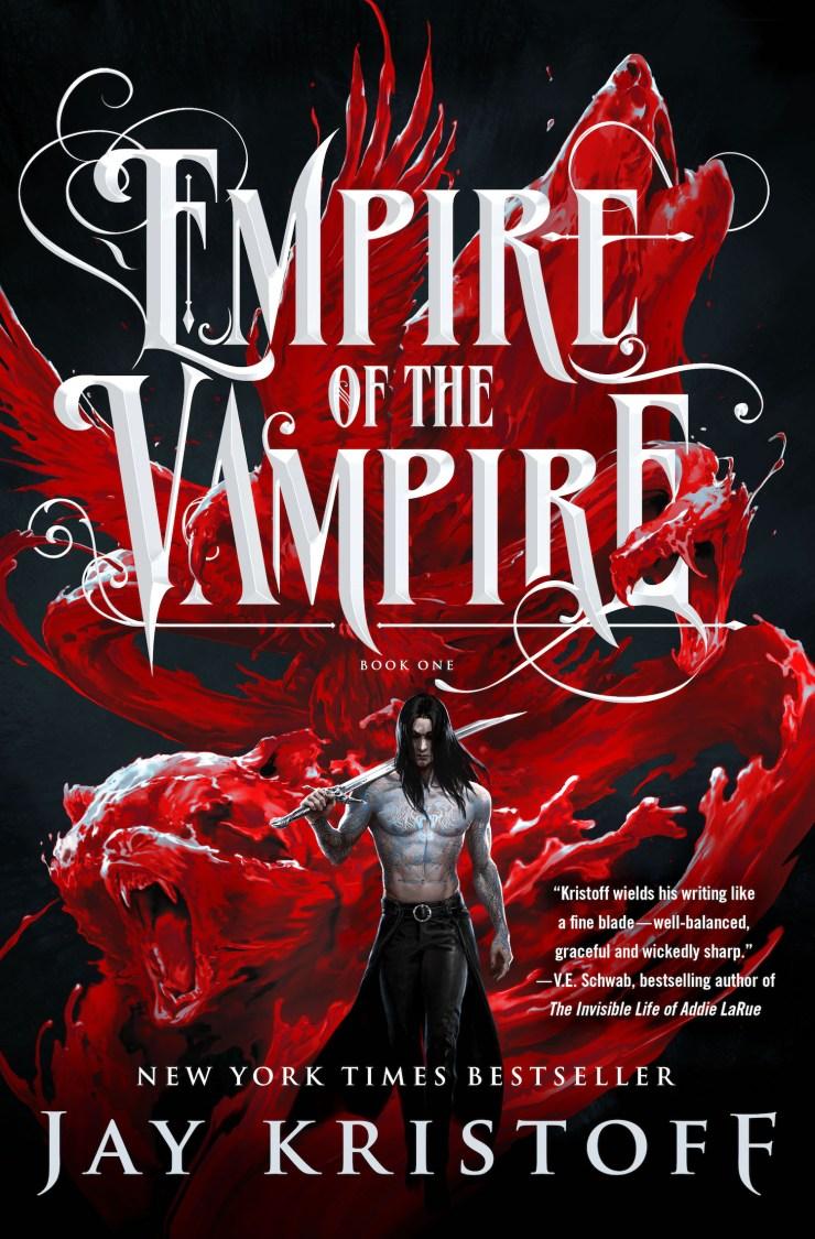 Revealing Jay Kristoff's Empire of the Vampire   Tor.com