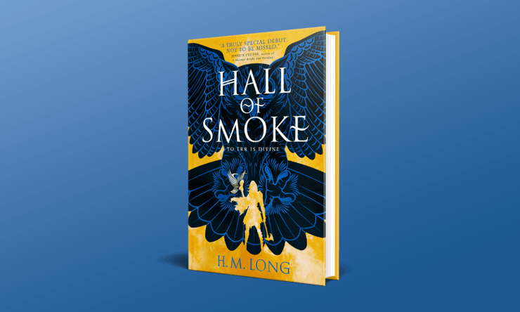 Blog Post Featured Image - Priestess of a Lesser Goddess: H.M. Long's Hall of Smoke