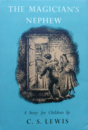 Blog Post Featured Image - The Deplorable Word: Power, Magicians, and Evil in C.S. Lewis' The Magician's Nephew