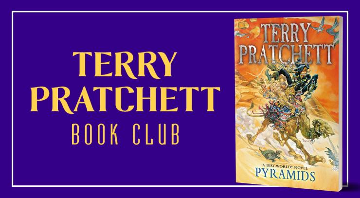 Terry Pratchett Book Club: Pyramids, Part III