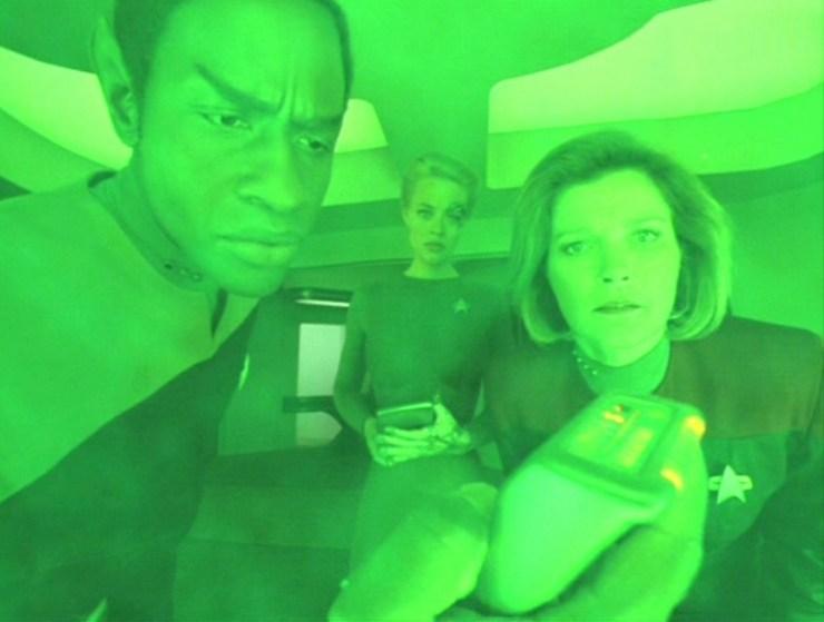"Star Trek: Voyager ""Drone"""