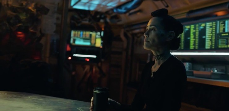 """Blog Post Featured Image - Trying to Do Six Impossible Things Before Breakfast in The Expanse's """"Hard Vacuum"""""""
