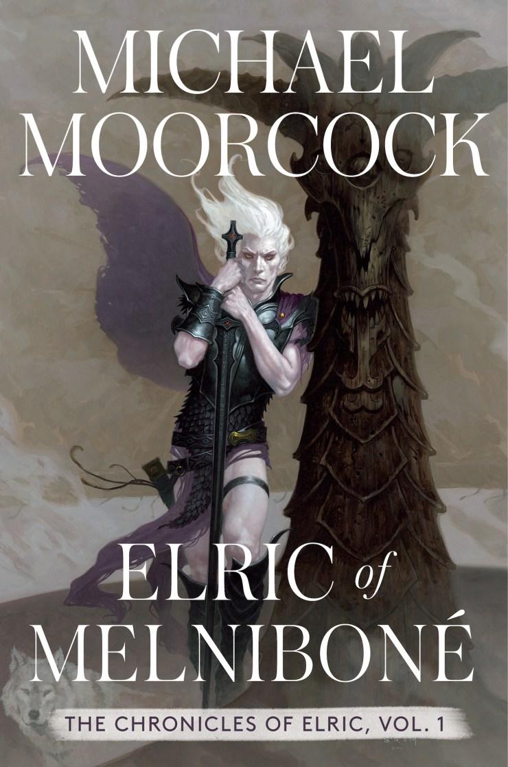 Michael Moorcock's Elric Saga: Elric of Melnibone