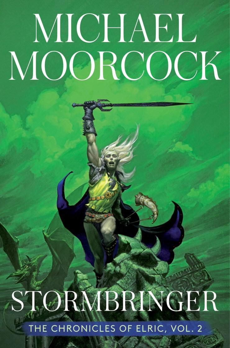 Michael Moorcock's Elric Saga: Stormbringer