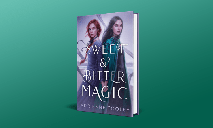 Blog Post Featured Image - Read an Excerpt From Sweet & Bitter Magic
