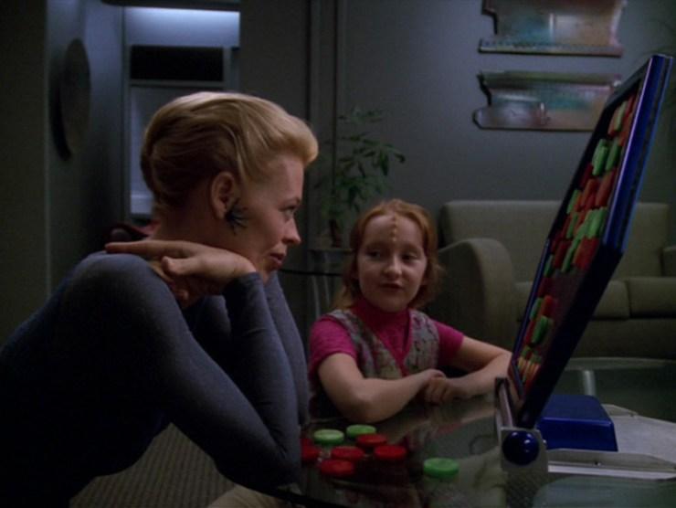 "Star Trek: Voyager ""Infinite Regress"""