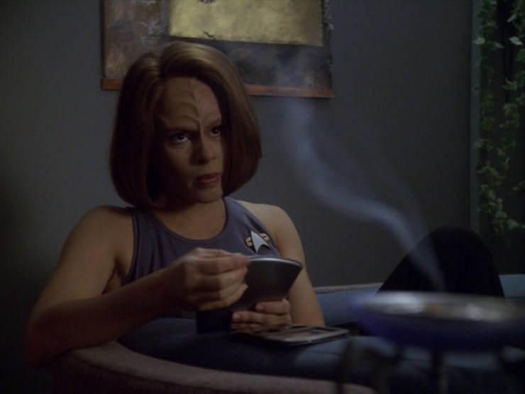 "Star Trek: Voyager ""Nothing Human"""