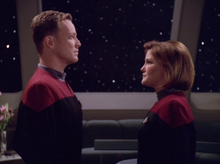 "Star Trek: Voyager ""Thirty Days"""