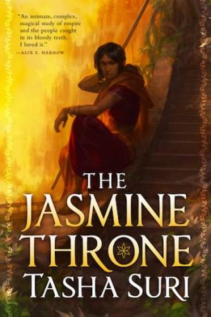 fantasy romance The Jasmine Throne Tasha Suri