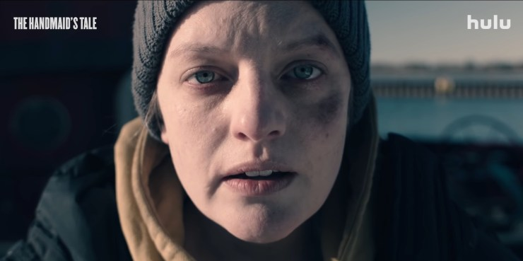 Blog Post Featured Image - The Fourth Season of The Handmaid's Tale Arrives in April
