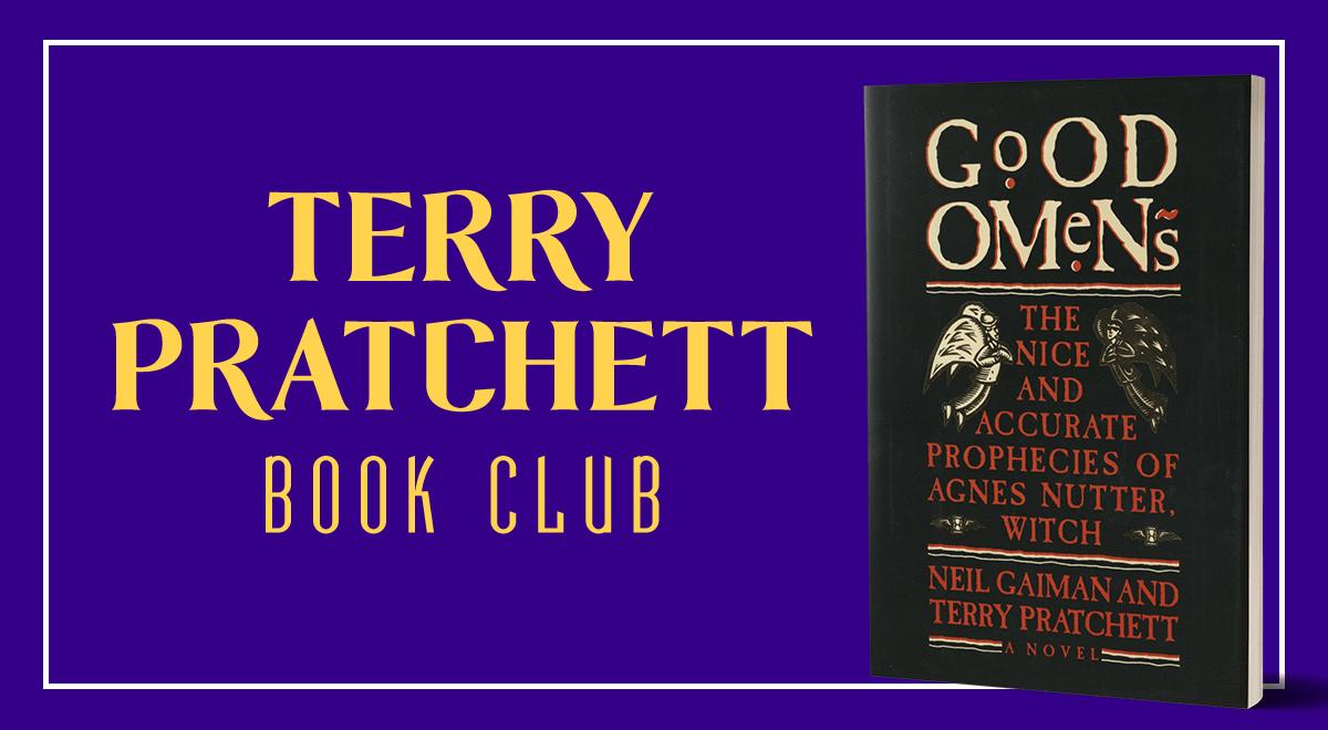 Terry Pratchett Book Club: Good Omens, Part II