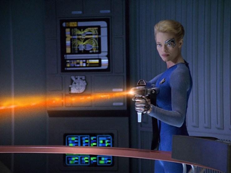 """Star Trek: Voyager """"Bliss"""""""