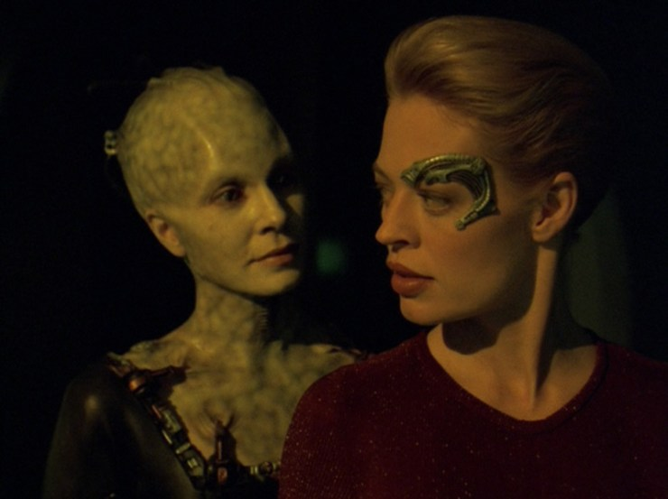 "Blog Post Featured Image - Star Trek: Voyager Rewatch: ""Dark Frontier"""