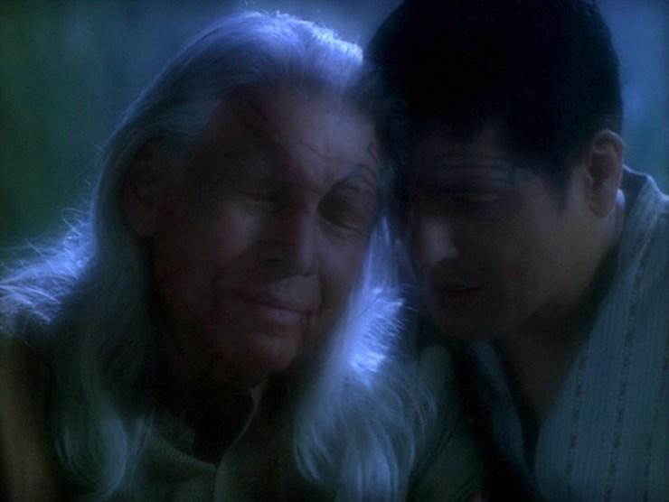 "Star Trek: Voyager ""The Fight"""