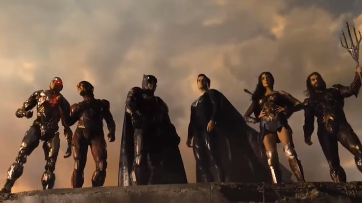 Blog Post Featured Image - Batman Broods Darkly in the Latest Teaser for Zack Snyder's Justice League