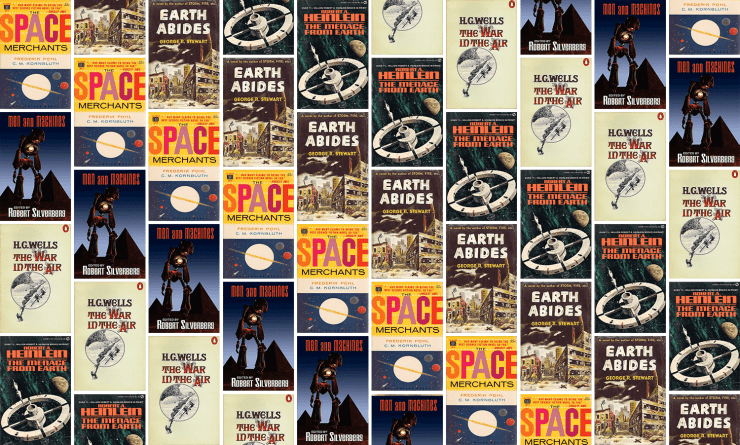 Blog Post Featured Image - Five Upbeat SF Classics Featuring Barely Any Doom!