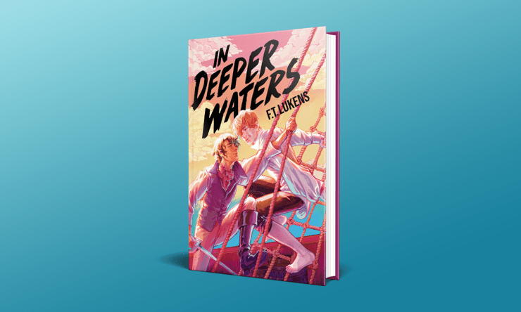 Blog Post Featured Image - Read an Excerpt From In Deeper Waters
