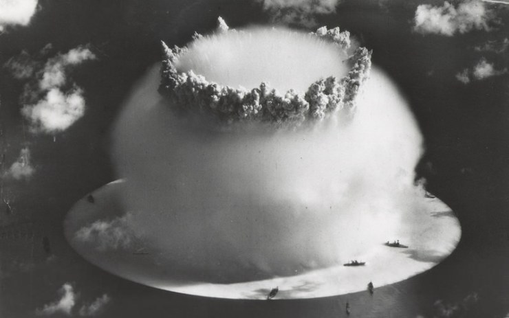 Blog Post Featured Image - Five Stories Built Around the Threat of Nuclear Blackmail