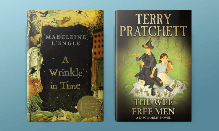 Blog Post Featured Image - The Power of Adolescent Anger: L'Engle's Meg Murry and Pratchett's Tiffany Aching