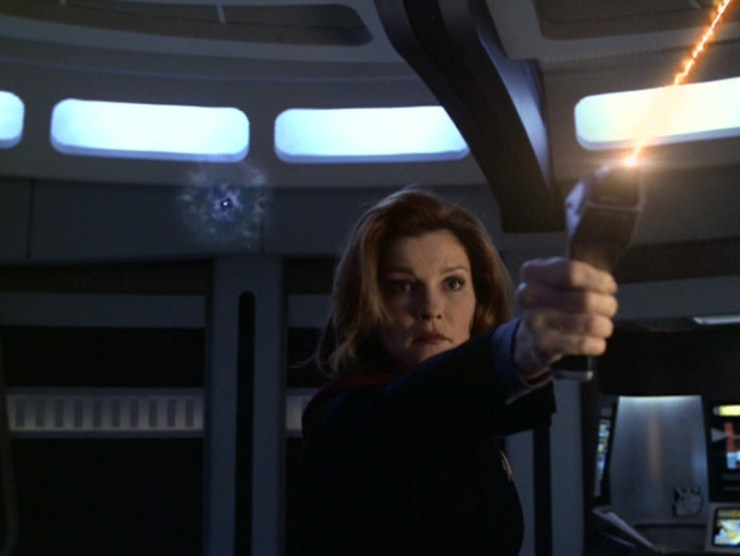 "Star Trek: Voyager ""Equinox, Part I"""