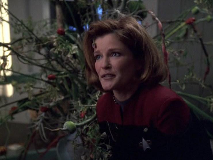 """Star Trek: Voyager """"Survival Instinct"""""""