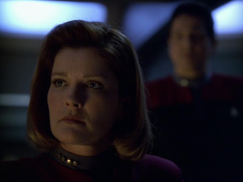 Star Trek: Voyager Rewatch: Fifth Season Overview
