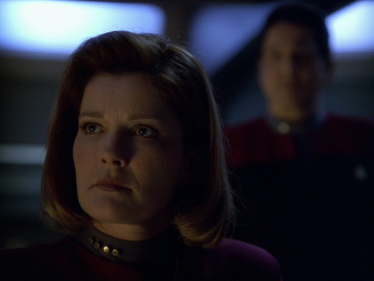 "Star Trek: Voyager ""Warhead"""