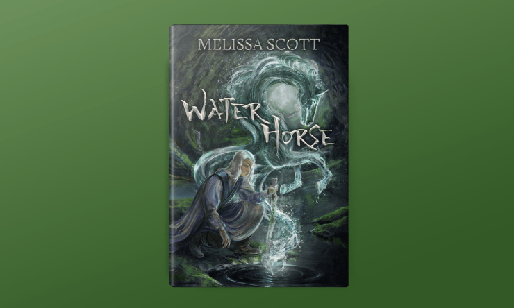 Blog Post Featured Image - Sleeps With Monsters: Water Horse by Melissa Scott