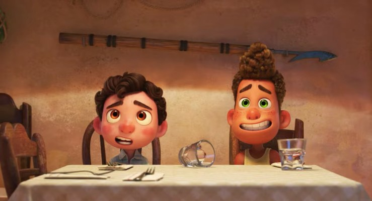 Blog Post Featured Image - Luca Should Have Owned Its Accidental Allegory and Become Pixar's First Queer Film