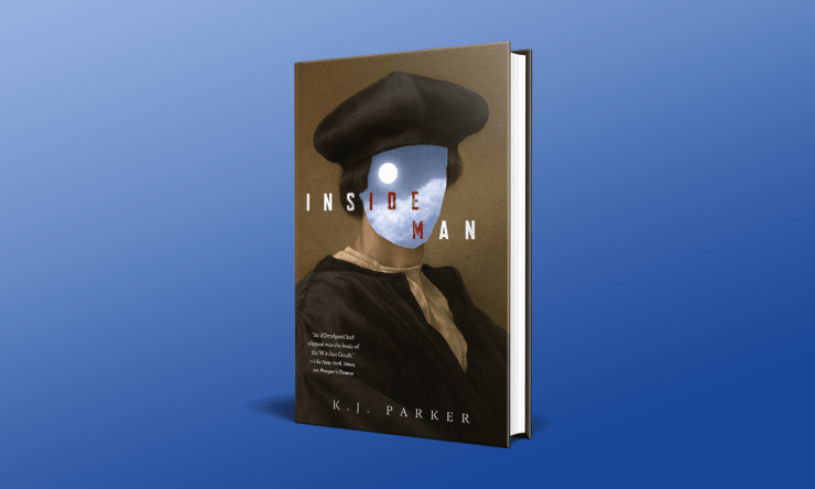 Blog Post Featured Image - Read an Excerpt From K.J. Parker's Inside Man