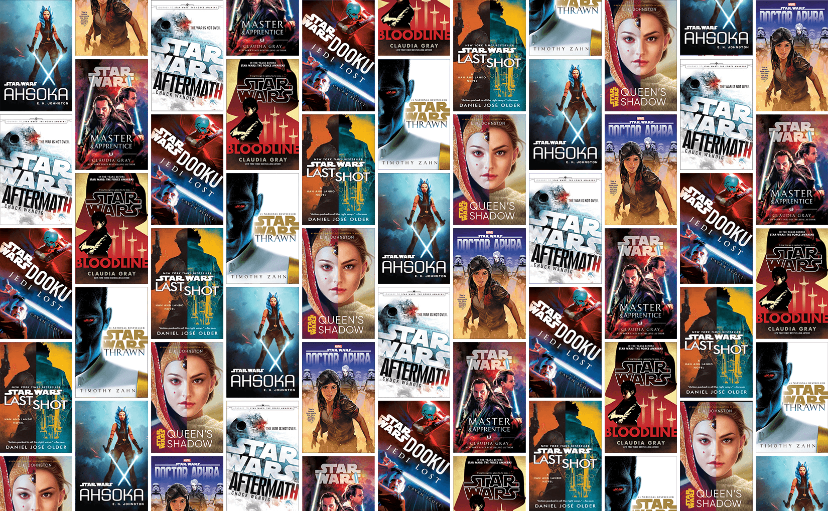 9 Books to Expand Your Star Wars Reading List
