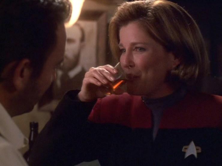 """Star Trek: Voyager """"Fair Haven"""""""