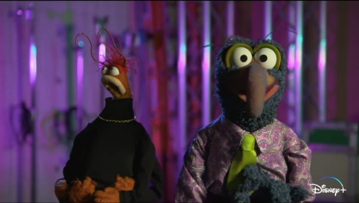 Blog Post Featured Image - It's Time to Scare the Muppets in Disney's Muppets Haunted Mansion