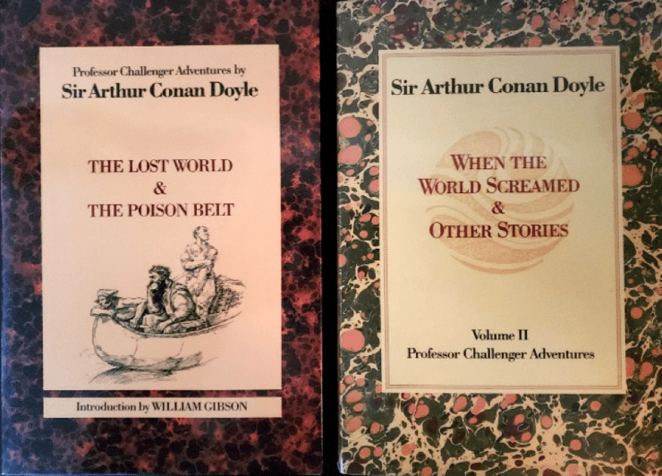 Blog Post Featured Image - The Further Adventures of Professor Challenger by Arthur Conan Doyle