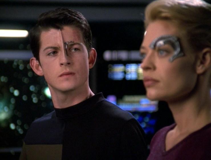 """Blog Post Featured Image - Star Trek: Voyager Rewatch: """"Child's Play"""""""