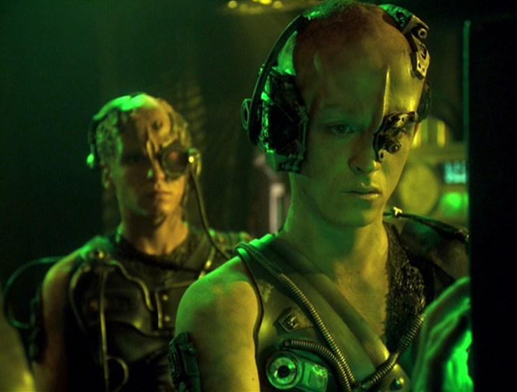 """Star Trek: Voyager """"Collective"""""""
