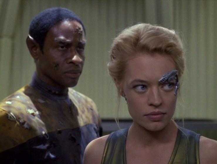 """Star Trek: Voyager """"Tsunkatse"""""""