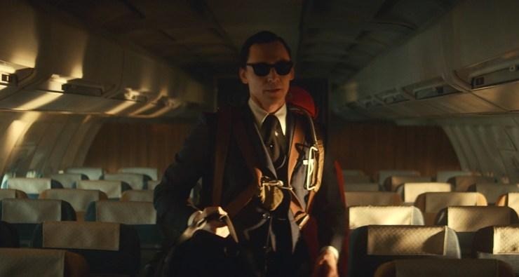 Loki, season 1, episode 1, Glorious Purpose