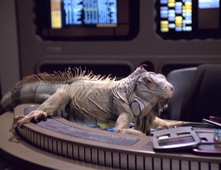 "Star Trek: Voyager ""Life Line"""
